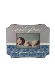 Cherry's Delight Baby Boy Frame - Product Mini Image