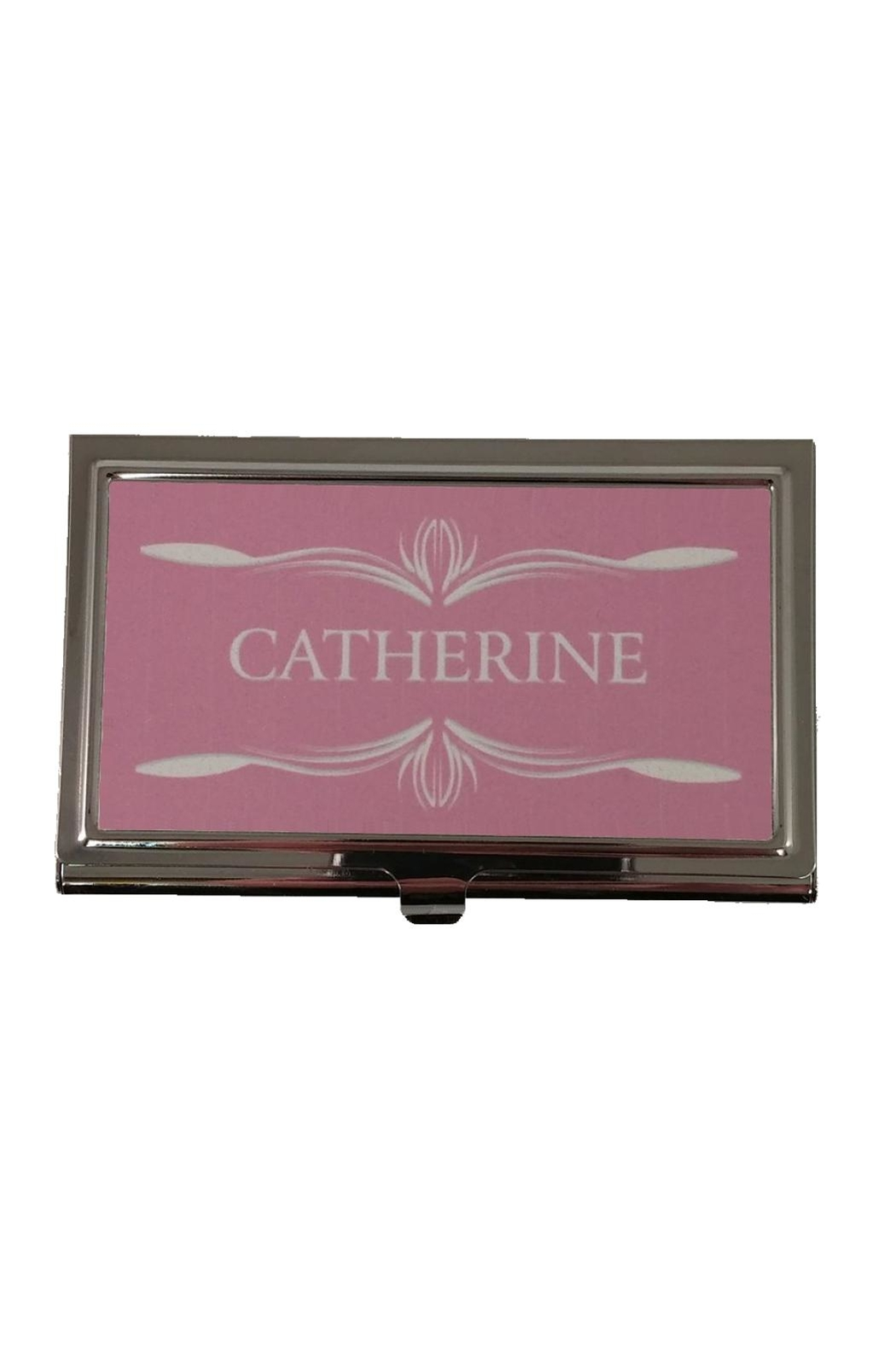 Cherry's Delight Business Card Holder - Main Image