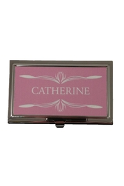 Cherry's Delight Business Card Holder - Product Mini Image