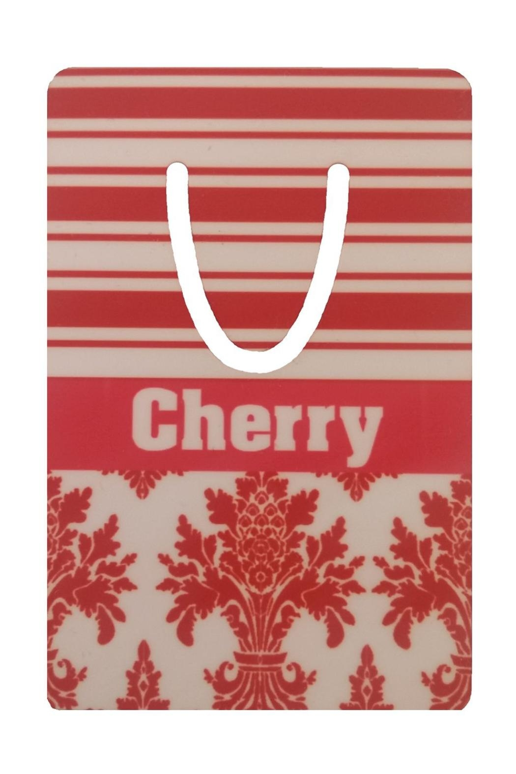Cherry's Delight Personalized Bookmark - Main Image