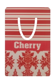 Cherry's Delight Personalized Bookmark - Product Mini Image