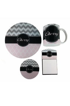 Shoptiques Product: Personalized Office Giftset
