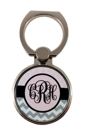 Cherry's Delight Personalized Phone Ring Stand - Product Mini Image