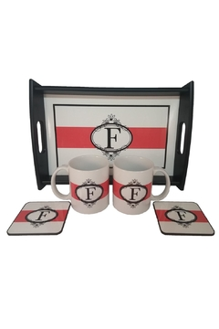 Cherry's Delight Personalized Tray Gift-Set - Alternate List Image