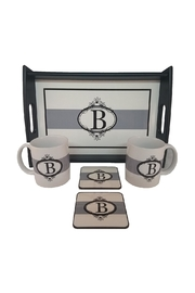 Cherry's Delight Personalized Tray Gift-Set - Side cropped