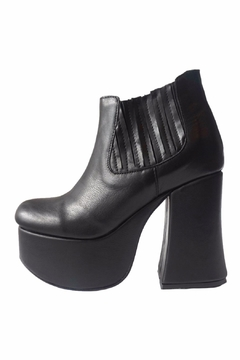 Shoptiques Product: Courtney Black Bootie