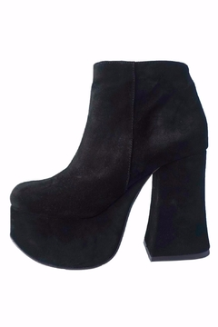 Shoptiques Product: Praga Black Bootie