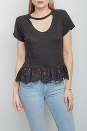 Generation Love  Cheryl Lace Top - Product Mini Image