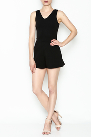 cheryl Tank Top Romper - Side cropped