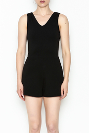 cheryl Tank Top Romper - Front full body