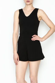 cheryl Tank Top Romper - Front cropped