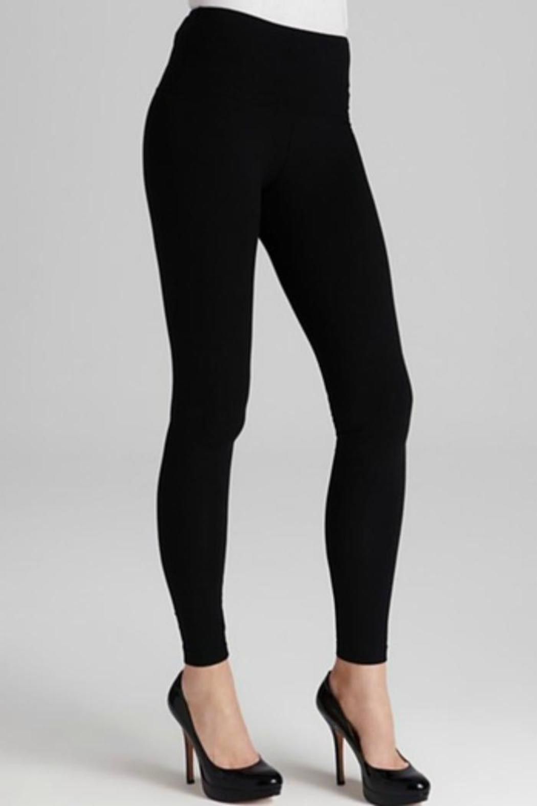 Cheryl Creations Solid Black Legging from New York City by ...
