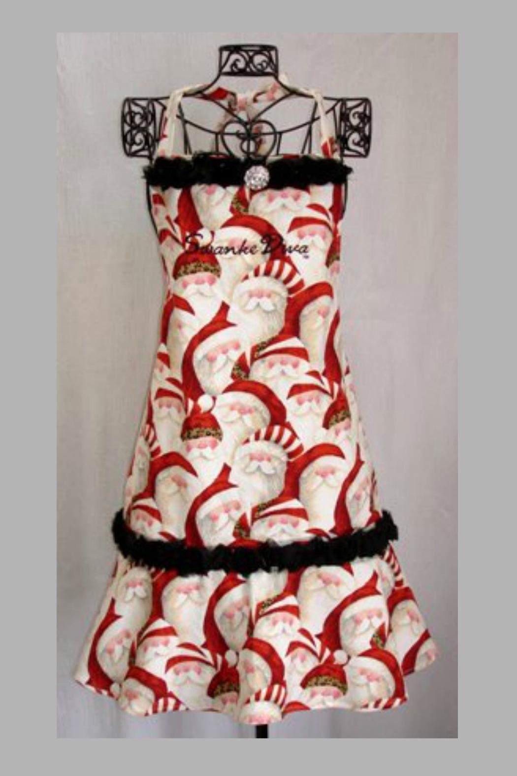 Cheryl Lee Creations Christmas Apron - Main Image