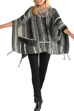 Cheryl Nash Carnaby St Poncho - Alternate List Image