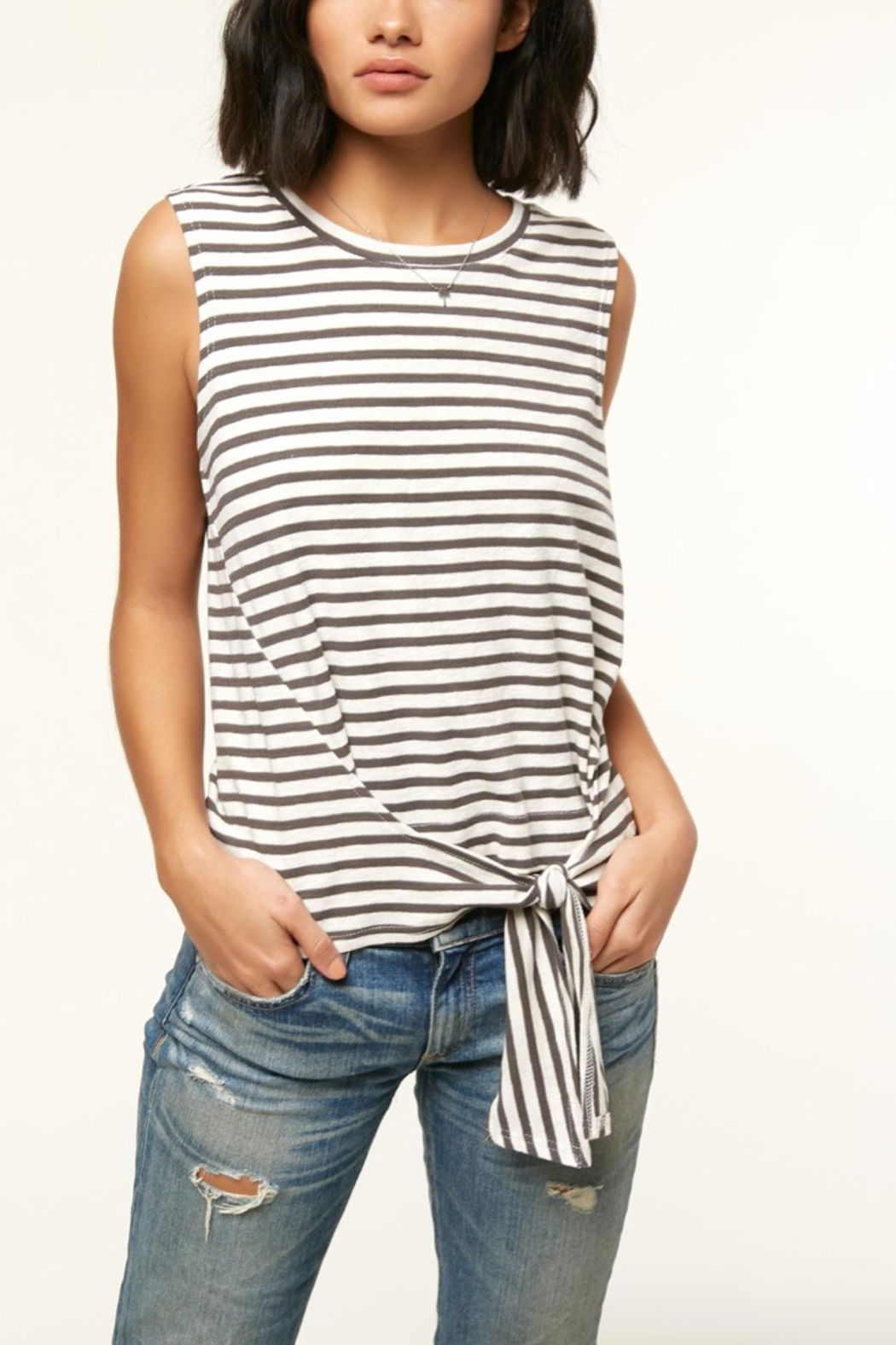 O'Neill Chesapeak Stripe Tank - Main Image