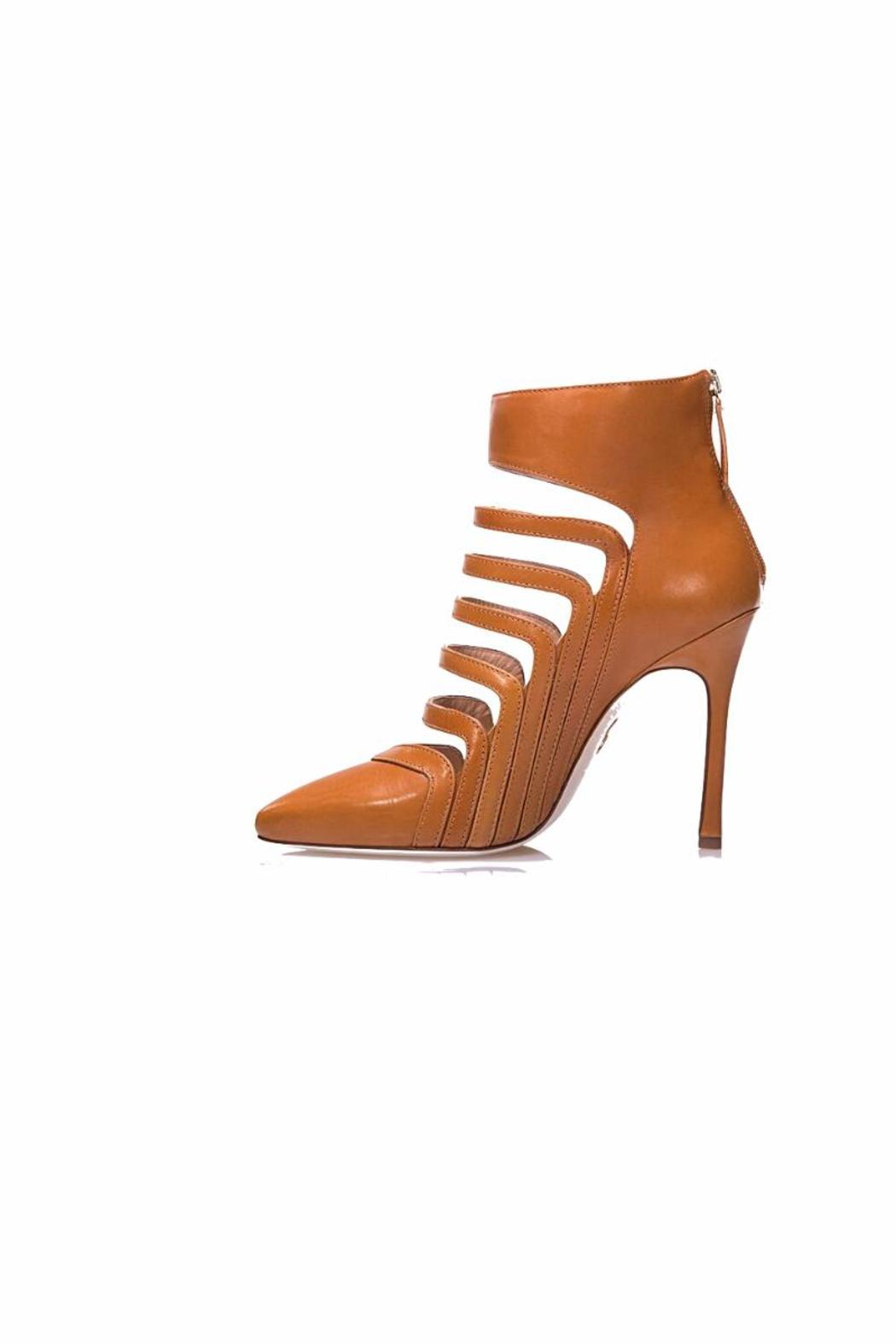 Cheslea Paris Cage Heels - Front Cropped Image