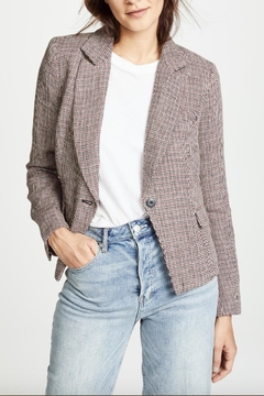 Free People Chess Blazer - Product List Image