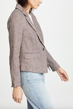 Free People Chess Blazer - Alternate List Image