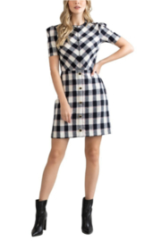 Shoshanna Chester Dress - Front cropped