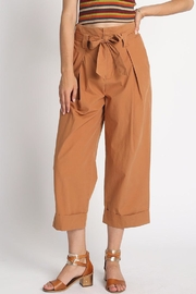 Sans Souci Chestnut Pants - Product Mini Image
