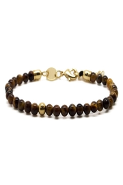 Chevalier Project 4mm Natural Bracelet - Product Mini Image