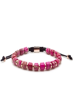 Chevalier Project Batu Pink Bracelet - Product List Image
