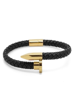 Chevalier Project Black Nail Bracelet - Alternate List Image