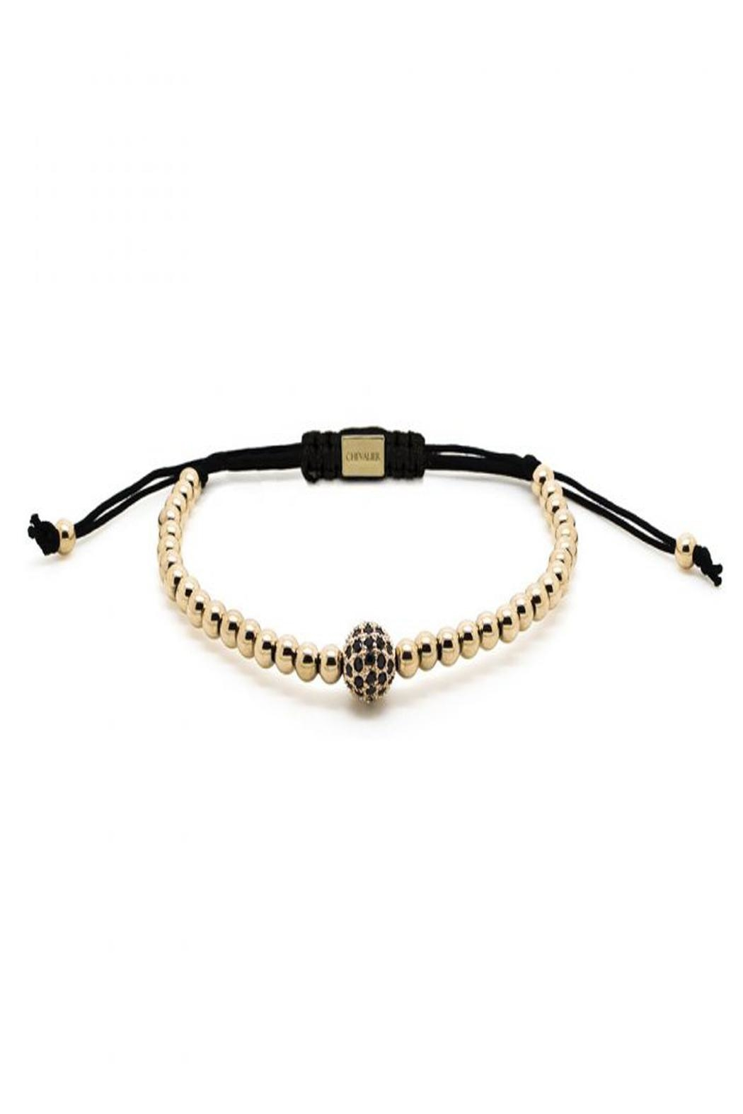 Chevalier Project Diamonds Bead Bracelet - Front Cropped Image