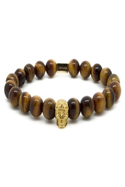 Chevalier Project Gold Skull Bracelet - Product Mini Image