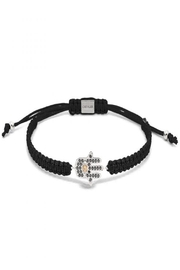 Chevalier Project Hamsa Macrame Bracelet - Product Mini Image