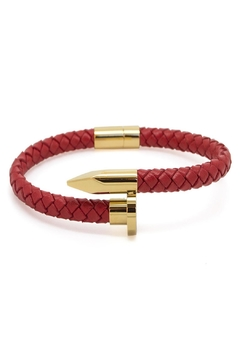 Chevalier Project Red Nail Bracelet - Alternate List Image
