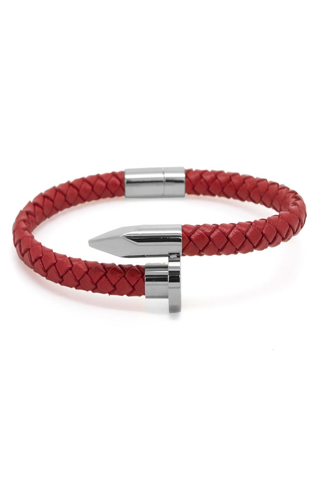 Chevalier Project Red Nail Bracelet - Main Image