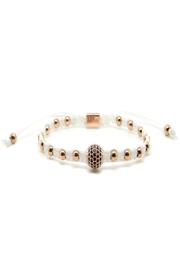 Chevalier Project White Beads Bracelet - Product Mini Image