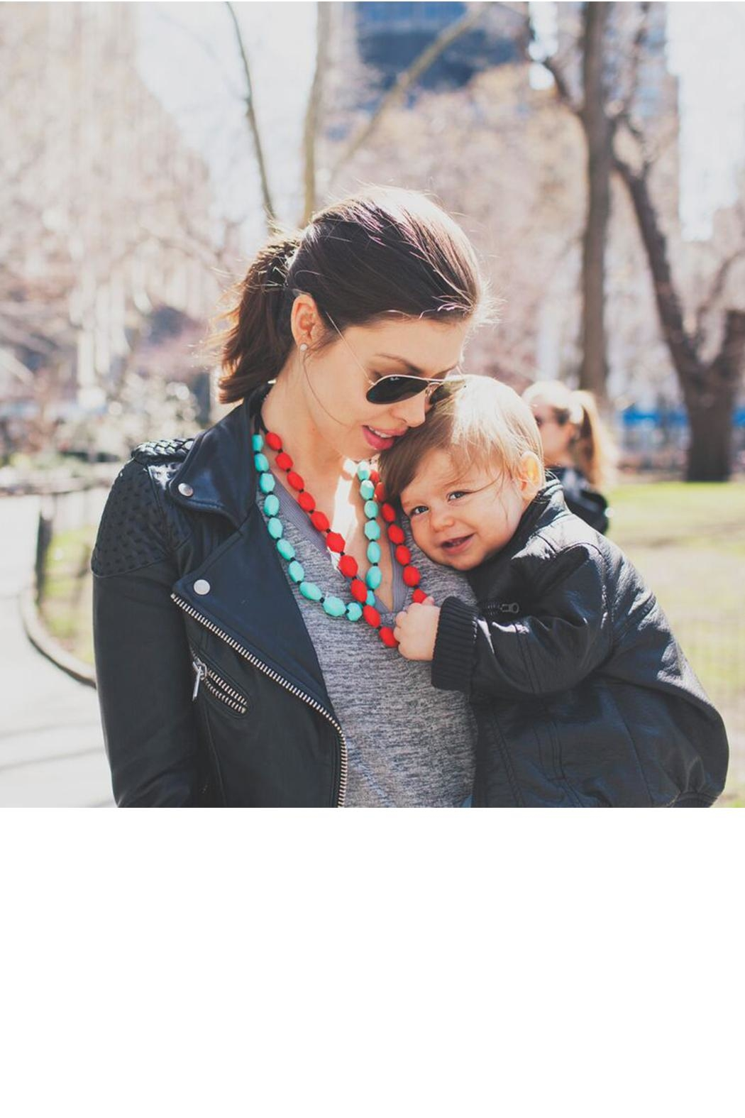 Chewbeads Astor Teething Necklace - Front Full Image