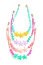 Chewbeads Star Chewbead Necklace - Front full body
