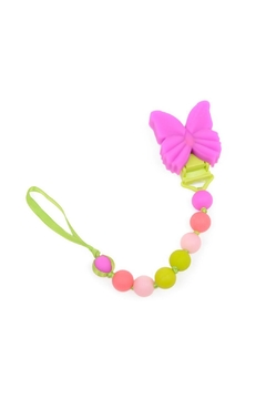 Shoptiques Product: Pacifier Butterfly