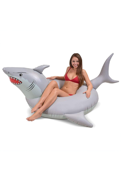 GoFloats Chewy The Shark Pool Float Party Tube - Product List Image