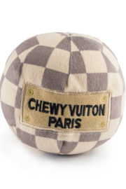 Haute Diggity Dog Chewy Vuitton Large Ball - Product Mini Image