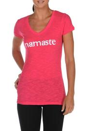 Chewy Lou Designs Namaste T Shirt - Side cropped