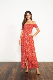 Tiare Hawaii Cheyenne Dress - Front cropped