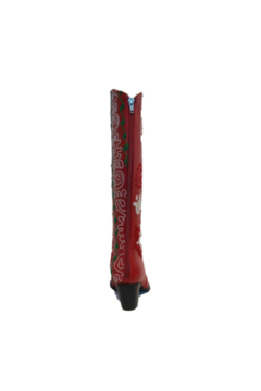 Artemis Collections Inc Cheyenne Tall Embroidered Leather 1 - Alternate List Image
