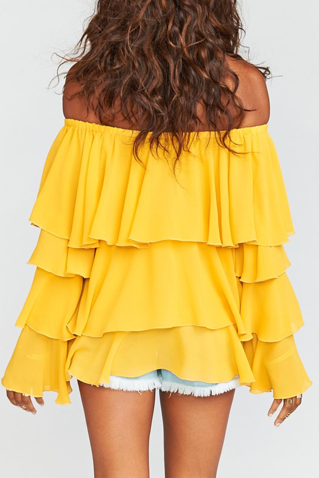 Show Me Your Mumu Chi Chi Top - Side Cropped Image