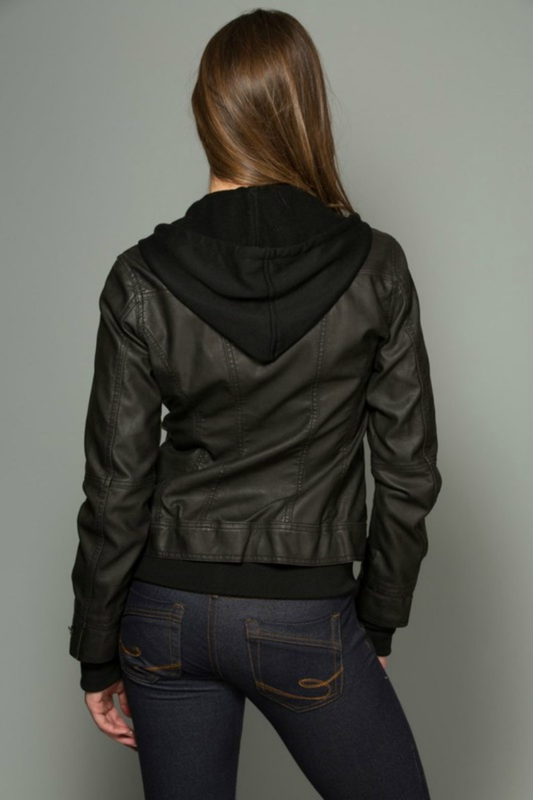 Coalition CHI TOWN JACKET - Side Cropped Image