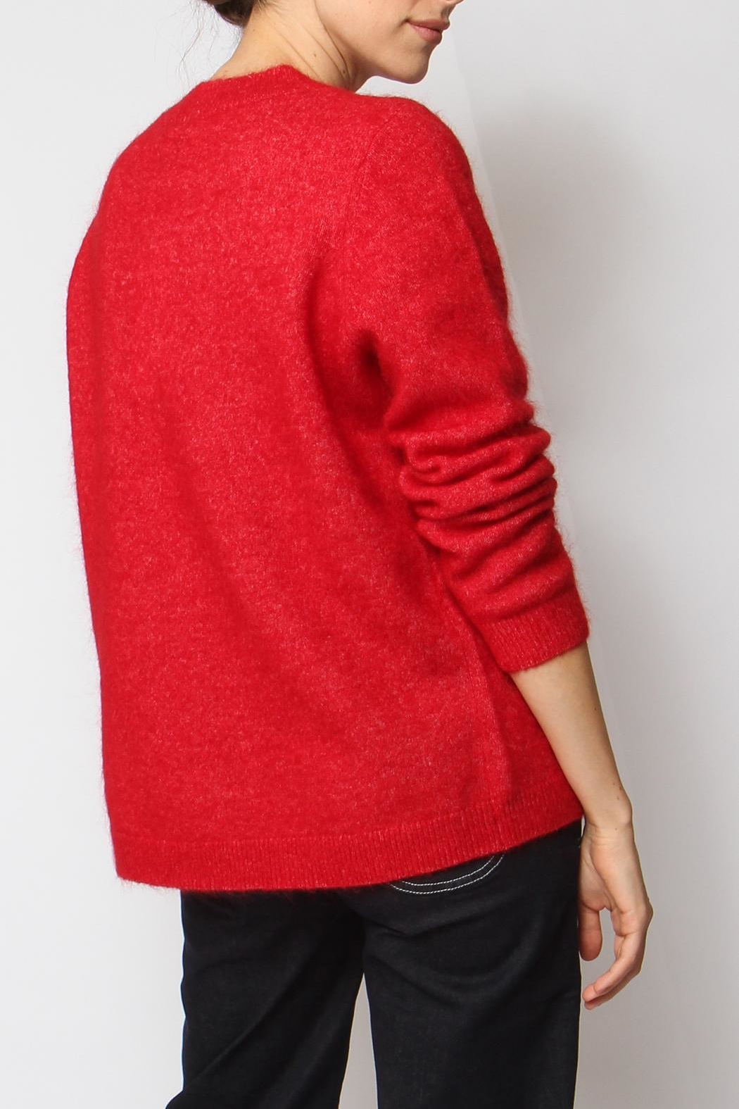 Just Female Chiba Sweater - Side Cropped Image