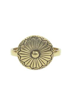 Shoptiques Product: Native Floral Ring