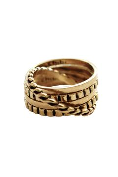 Shoptiques Product: Saturn Ring Set