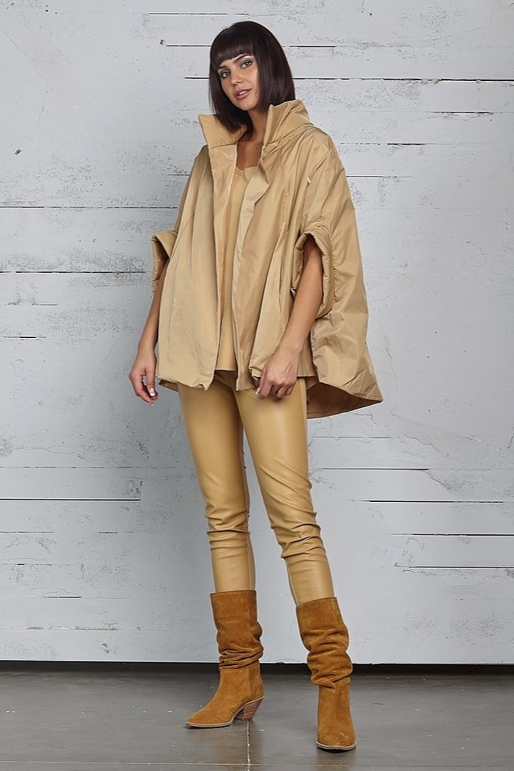 Planet Chic Cape - Front Full Image
