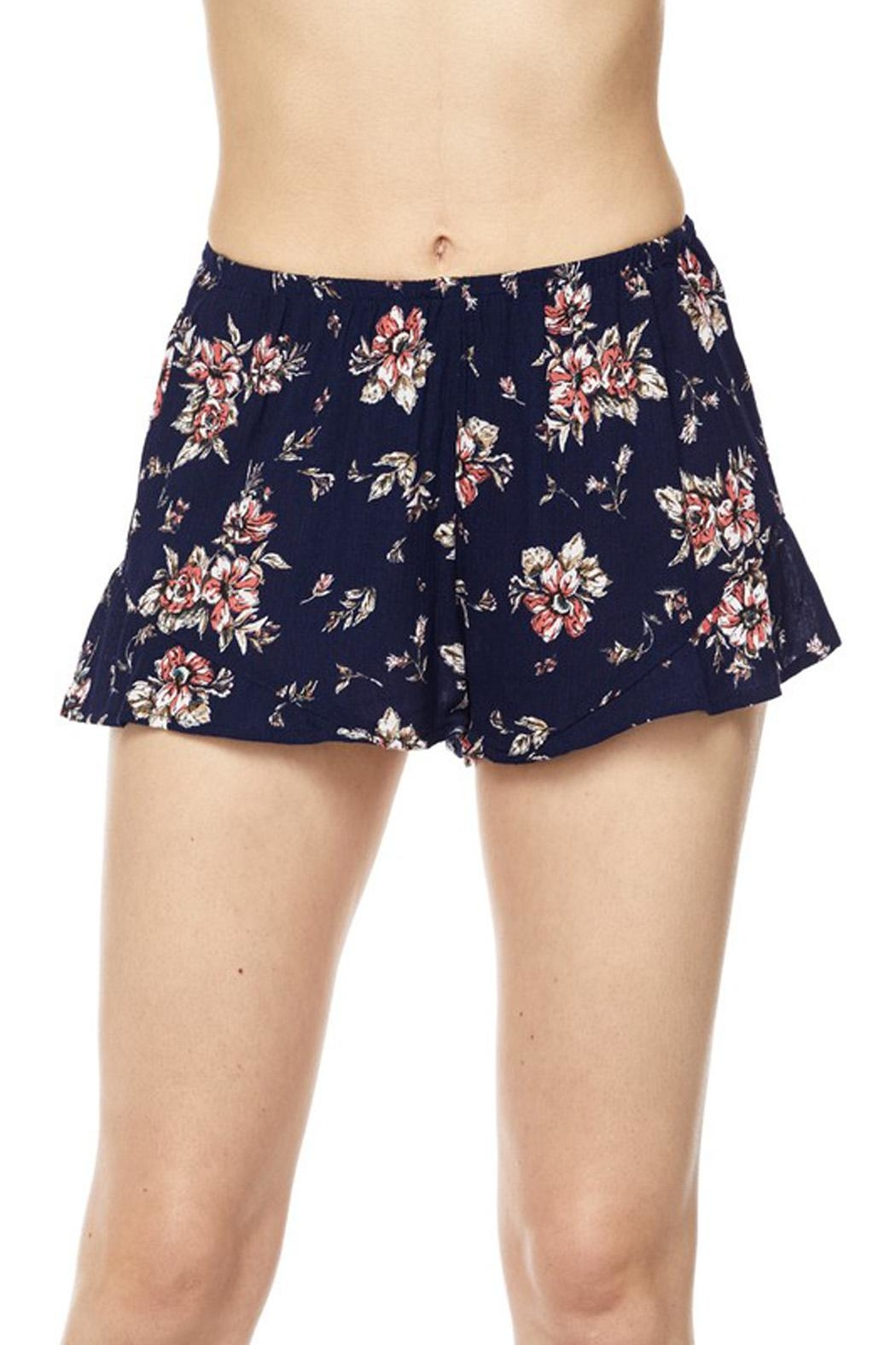 New Mix Chic Floral Short - Main Image