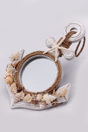 Chic and Shore Things Anchor Mirror - Product Mini Image