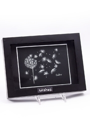 Chic and Shore Things Framed Blowing Dandelion - Product Mini Image